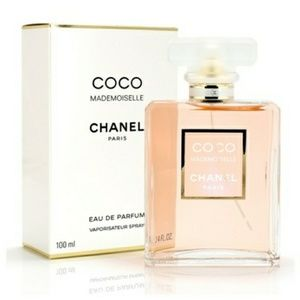 Chanel coco mademoiselle 3.4oz